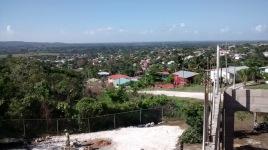 View of San Ignacio Town