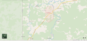 Google Map View